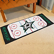 FANMATS Dallas Stars Rink Runner Floor Mat