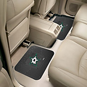 FANMATS Dallas Stars Two Pack Backseat Utility Mats