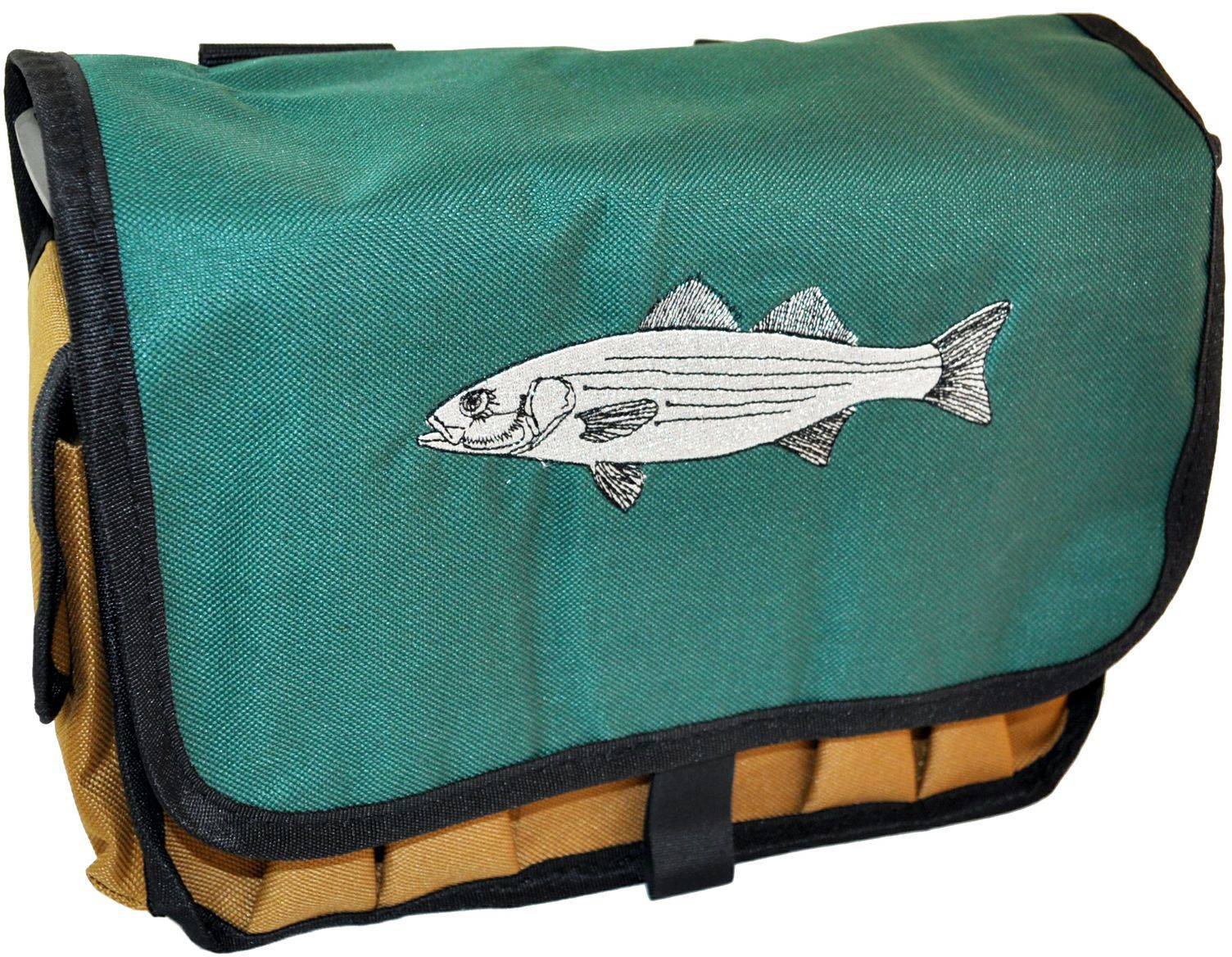 F.J. Neil Deluxe Striper Tackle Bag thumbnail