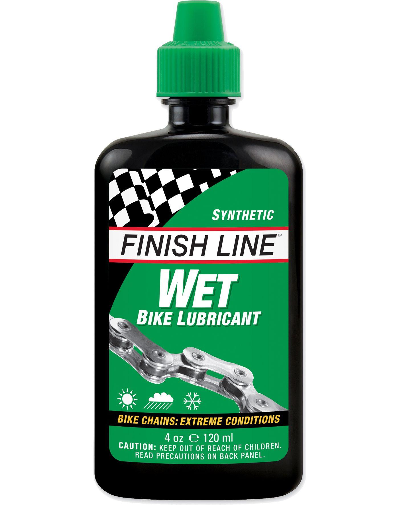 Finish Line Wet Bike Chain Lube