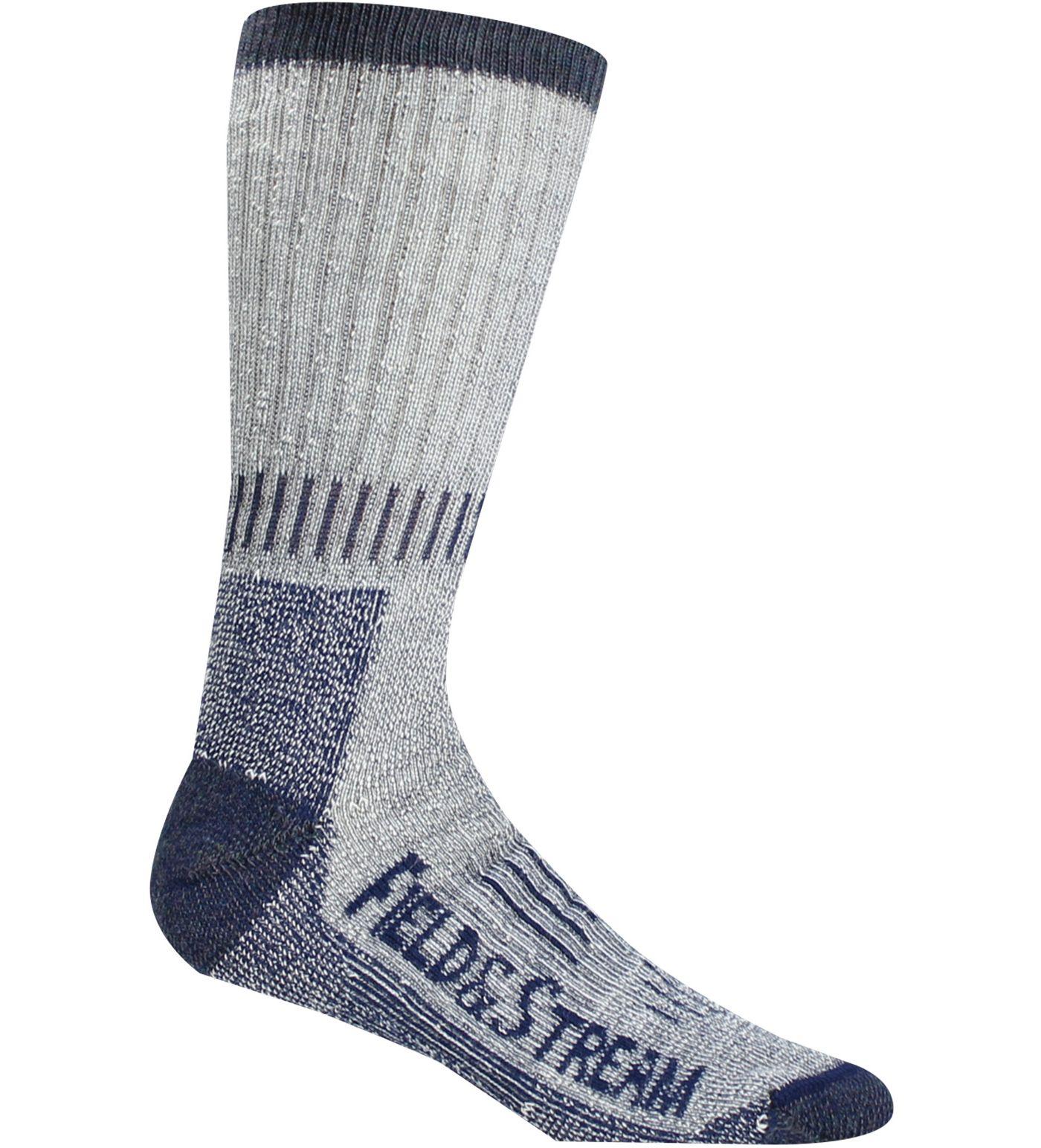 Field & Stream Heavyweight Woodsman Hiker Hiking Socks