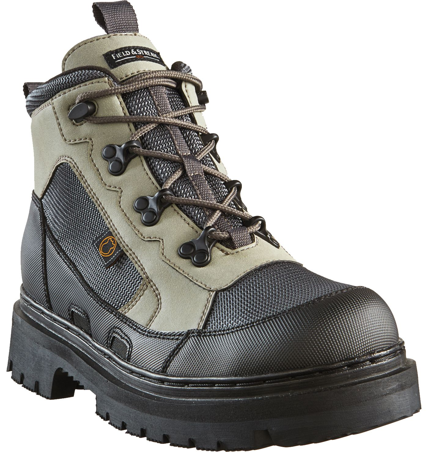 Field & Stream Angler Sticky Rubber Sole Wading Boots