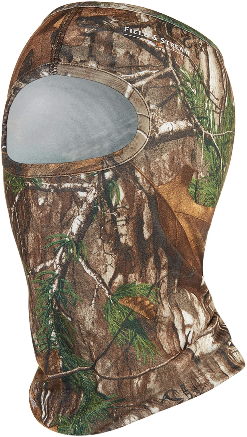 Field & Stream Men's Base Defense C3 3/4 Facemask, Brown thumbnail