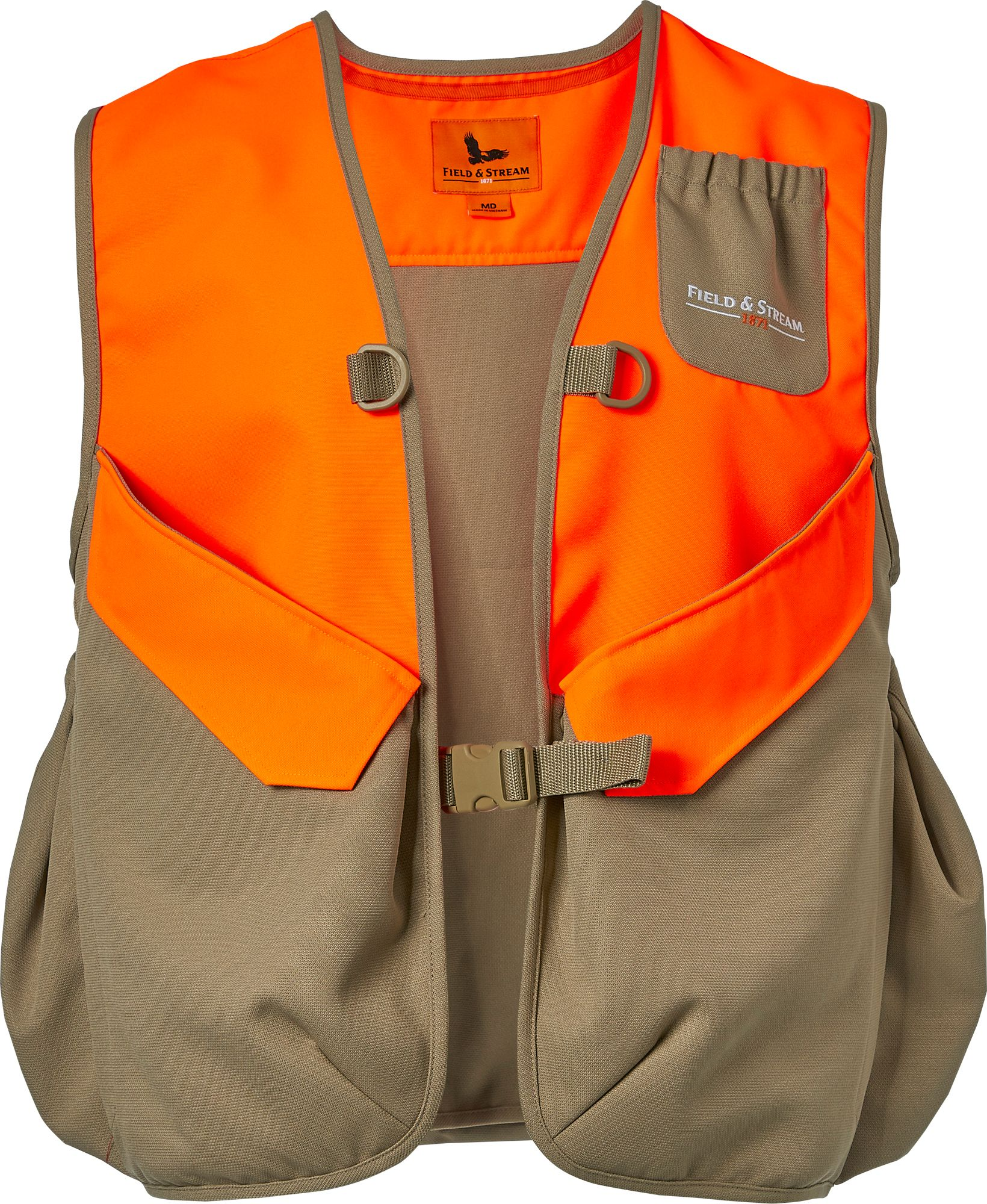 Field & Stream Men's Every Hunt Upland Vest, Size: Medium/Large, Canvas Blaze thumbnail