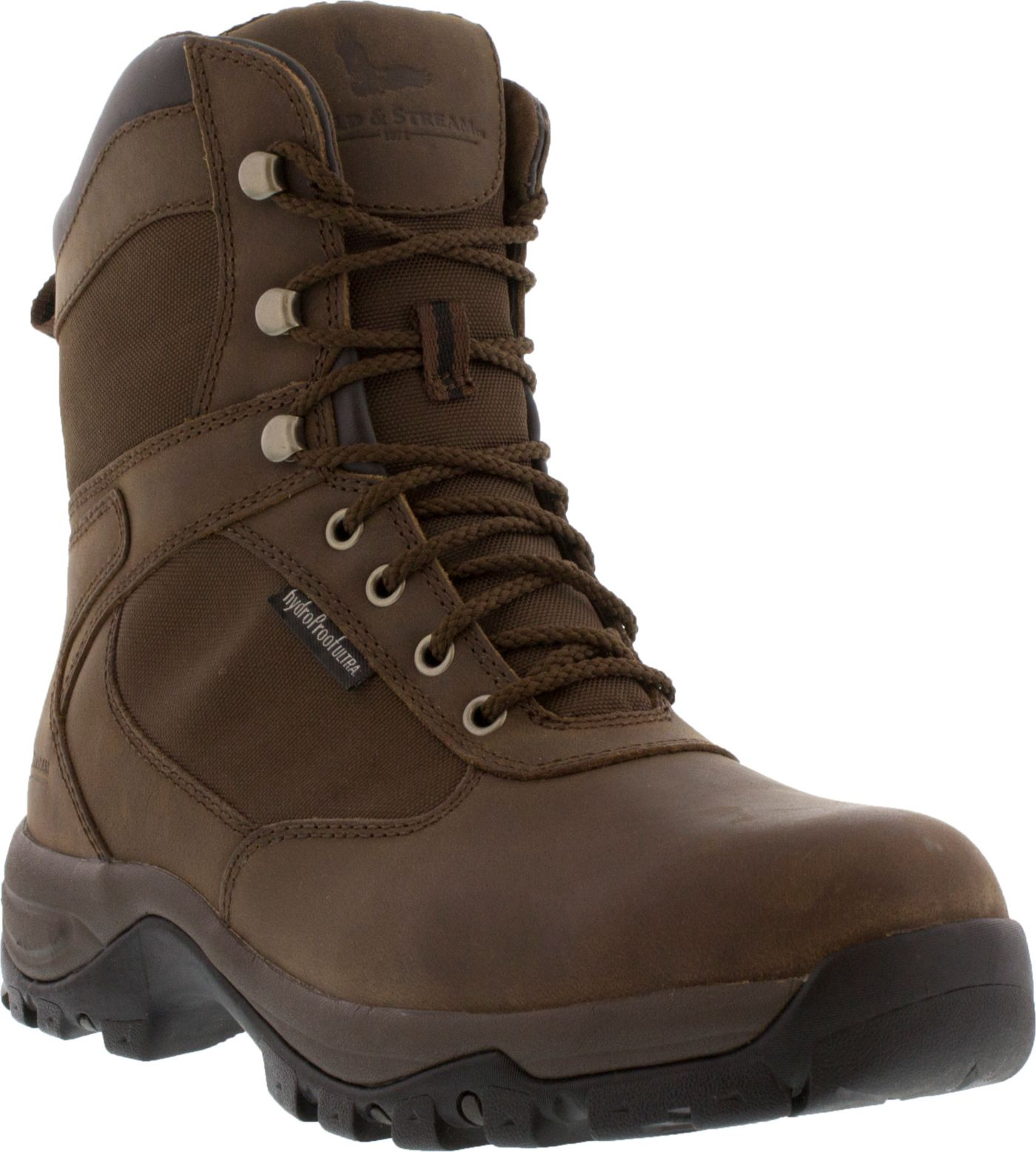 Field & Stream Men's Woodsman 800g Waterproof Hunting Boots