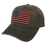 Field & Stream Men's Skull Flag Hat