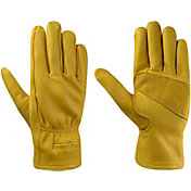 Field & Stream Men's Iron Mill Unlined Leather Gloves
