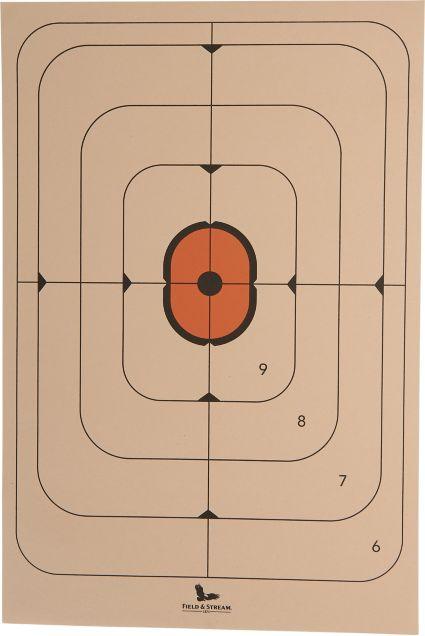 Field & Stream Silhouette Target –12 pack