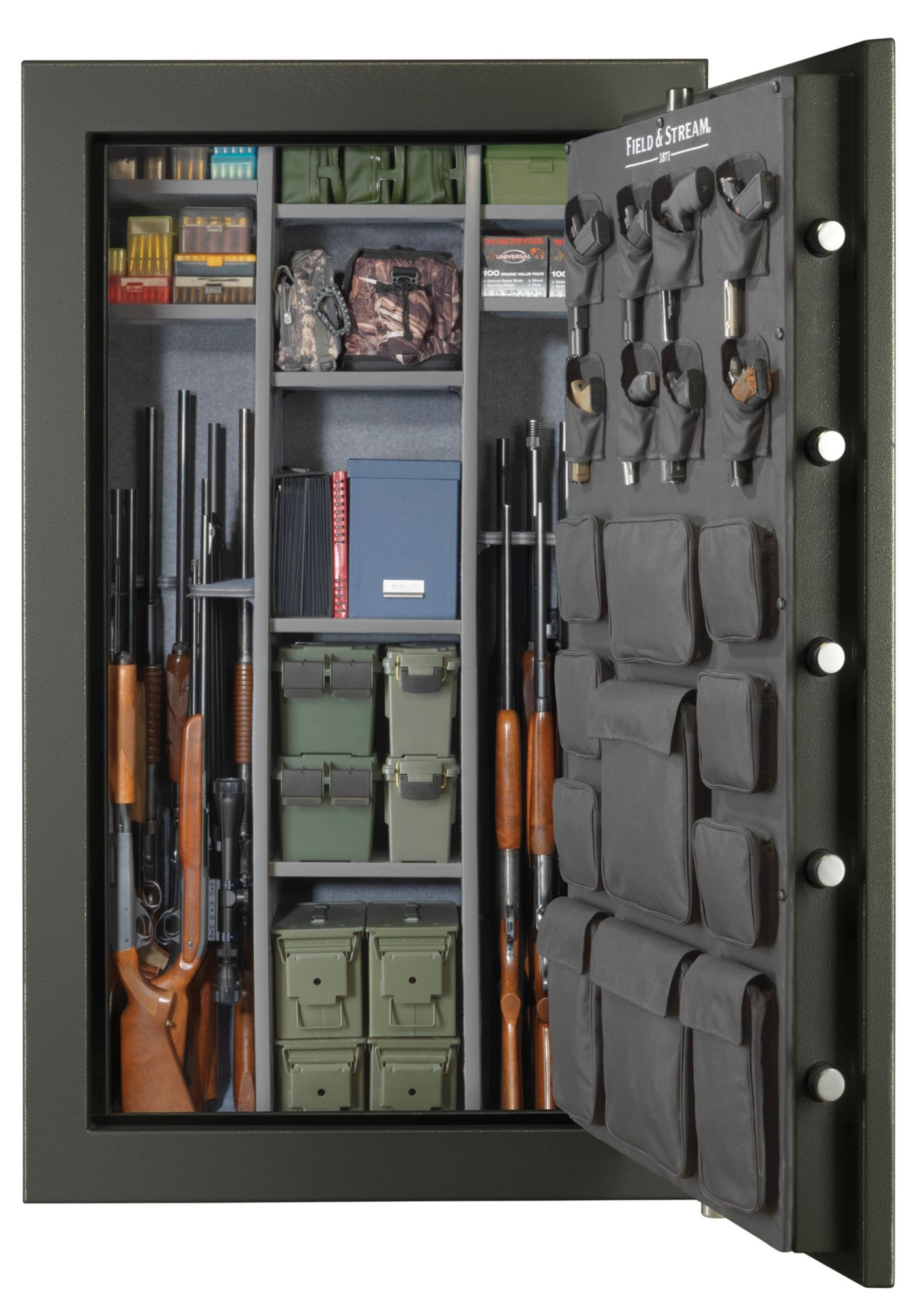 Field Stream 1871 Series 57 8 Gun Safe