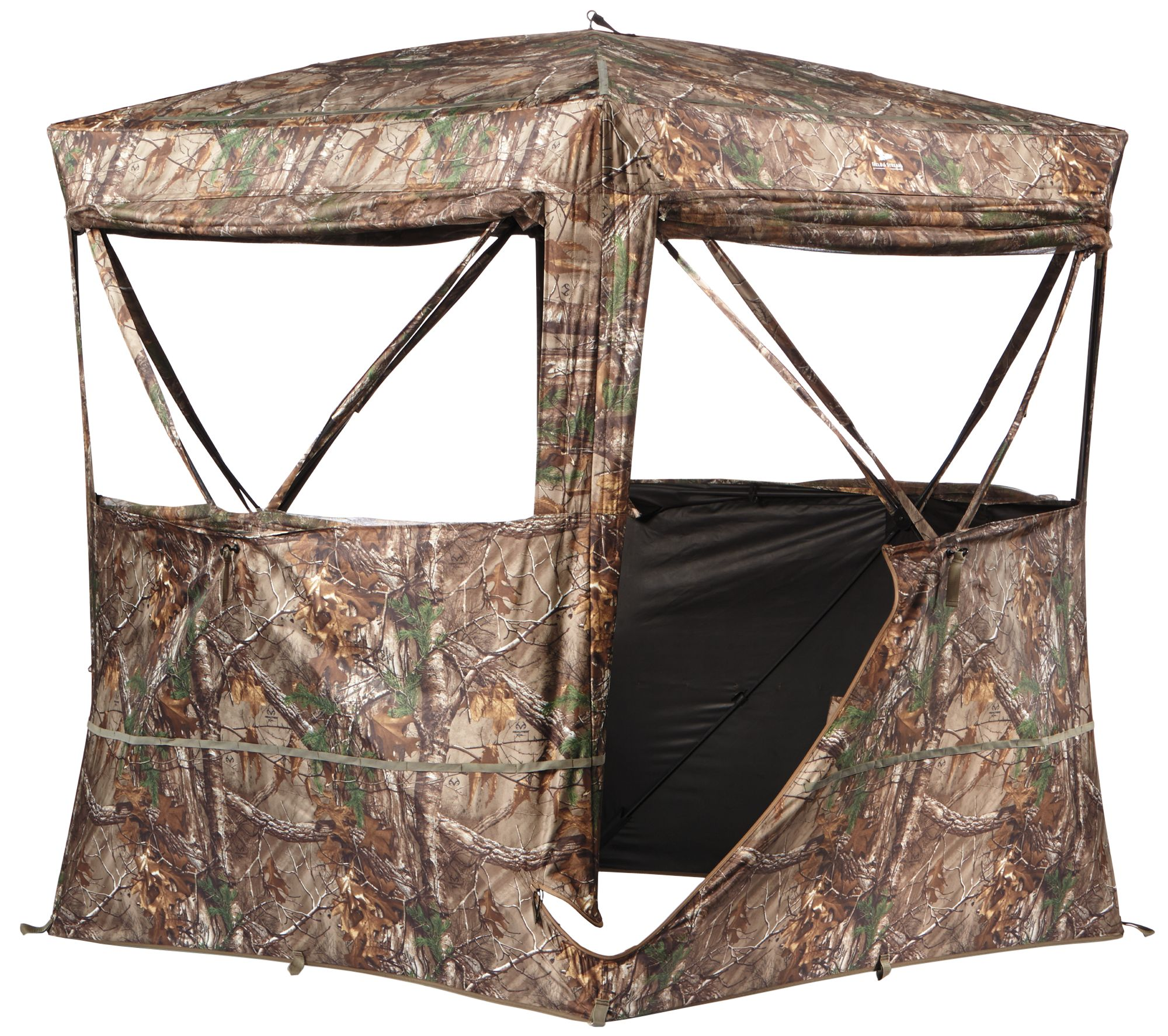 commander out duck hunting hay blind blinds walmart bale person ip com