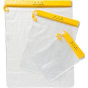 Field & Stream Waterproof Pouch- 3-Pack