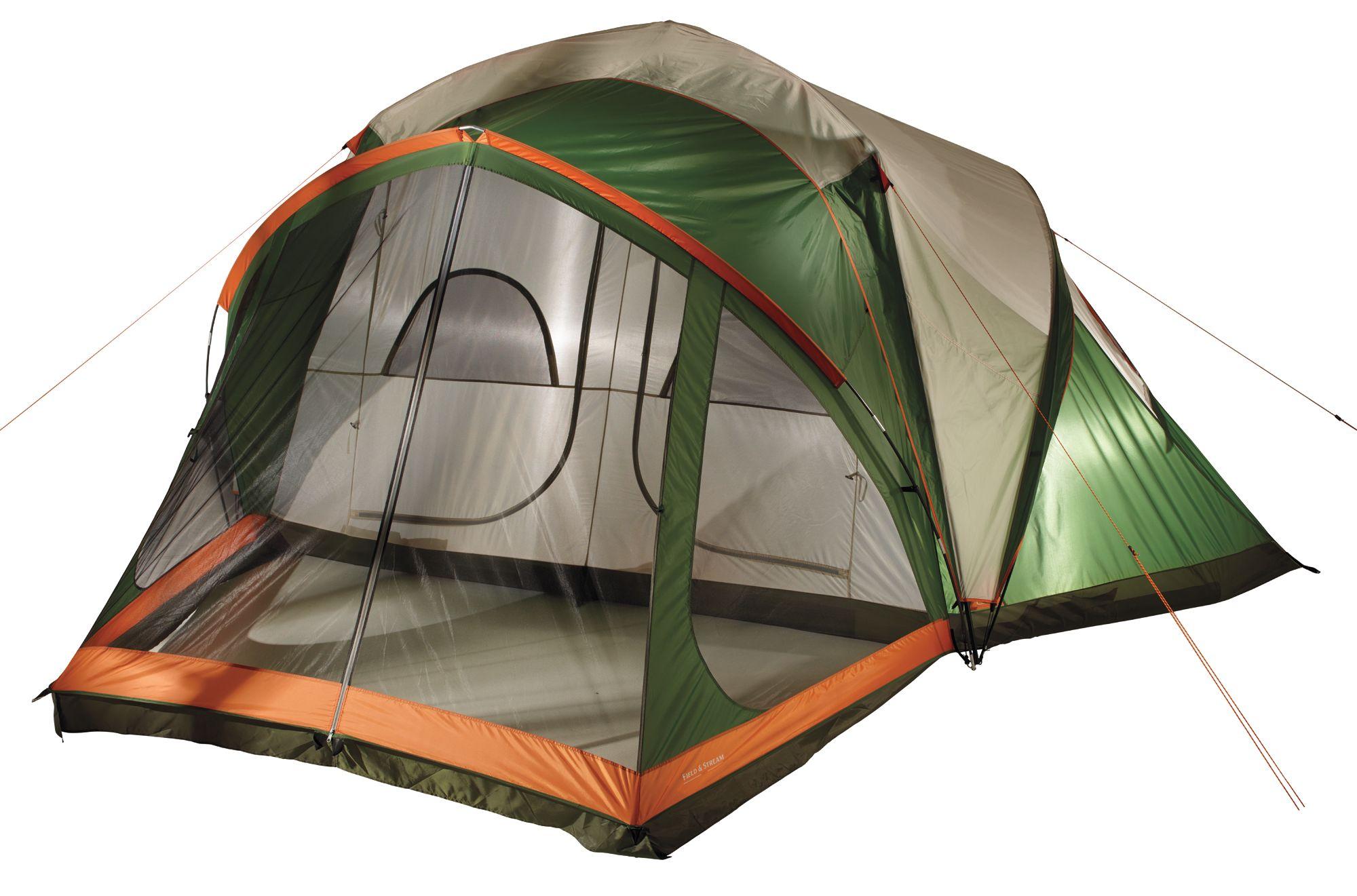 Field u0026 Stream Forest Ridge 8 Person Family Tent  sc 1 st  Field u0026 Stream & Field u0026 Stream Forest Ridge 8 Person Family Tent | Field u0026 Stream
