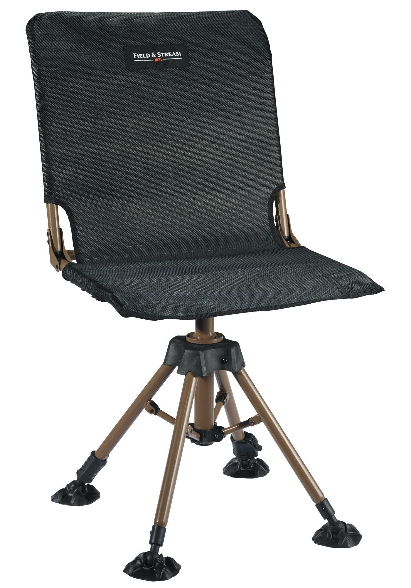 Field & Stream Rotating Blind Chair