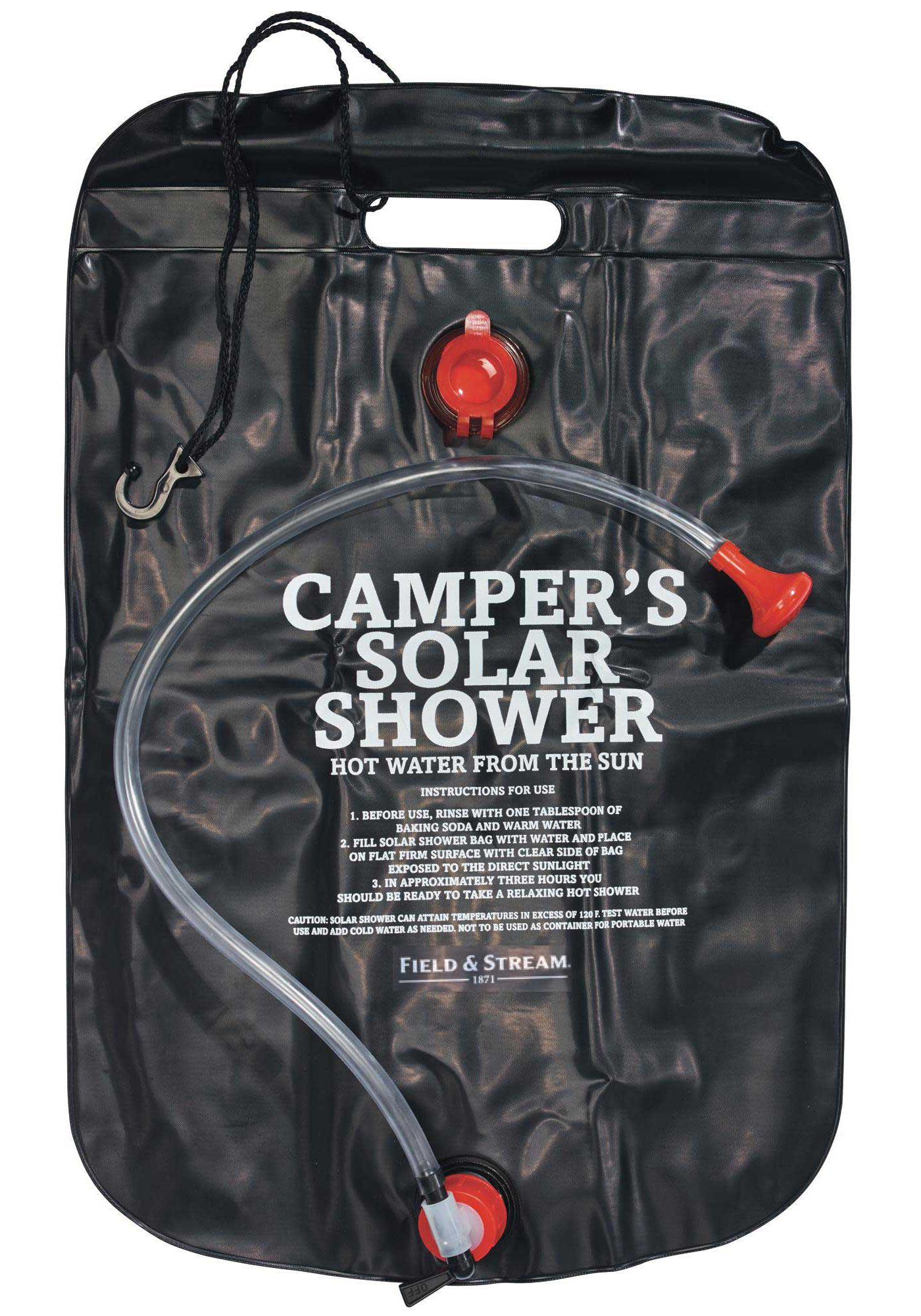 Field & Stream Solar Shower
