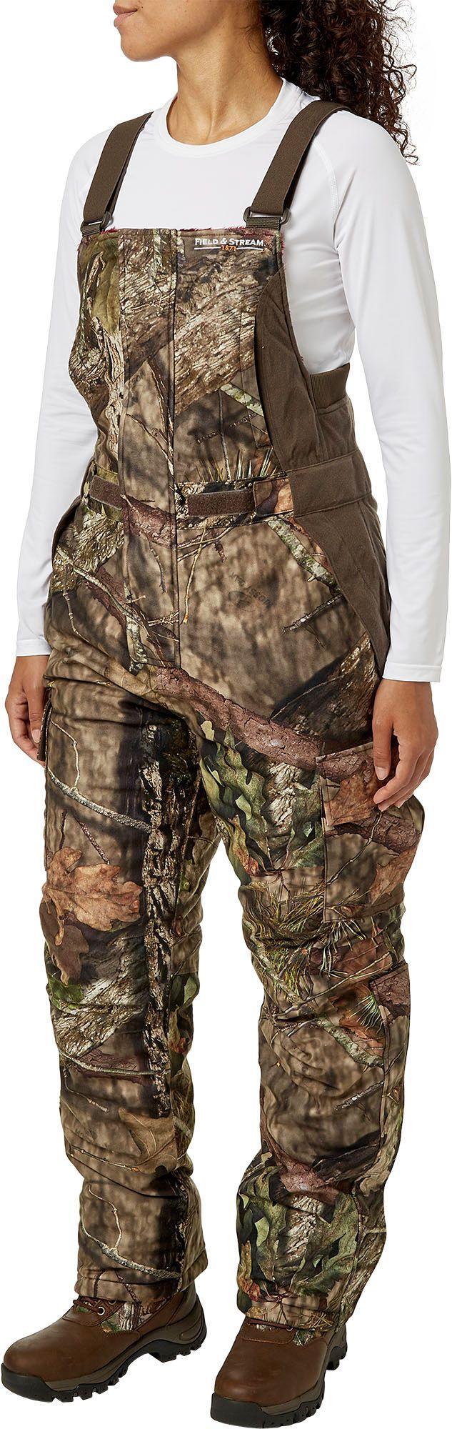 Field & Stream Women's Command Hunt SmartHeat Hunting Bibs, Size: Large, Mossy Oak Country thumbnail