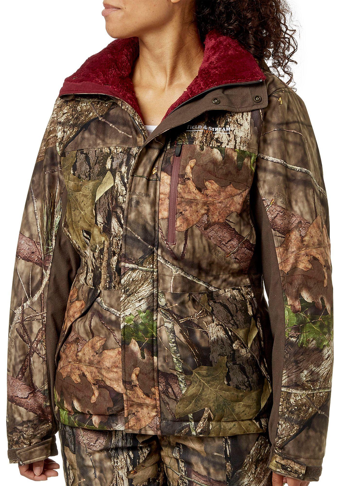 Field & Stream Women's Command Hunt SmartHeat Insulated Hunting Parka