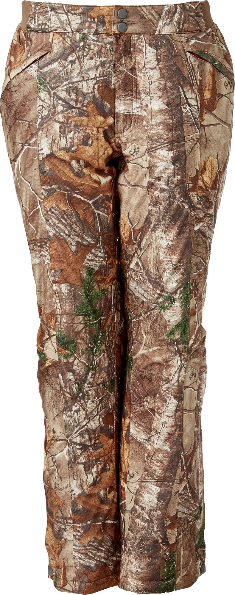 Field & Stream Women's True Pursuit Insulated Hunting Pants, Size: Medium, Brown thumbnail