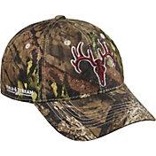 Field & Stream Women's Oxblood Skull Hat