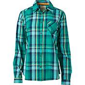 Field & Stream Women's Plaid Roll-Up Long Sleeve Shirt