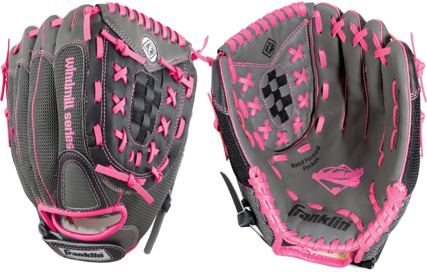"Franklin 11"" Girls' Windmill Series Fastpitch Glove"