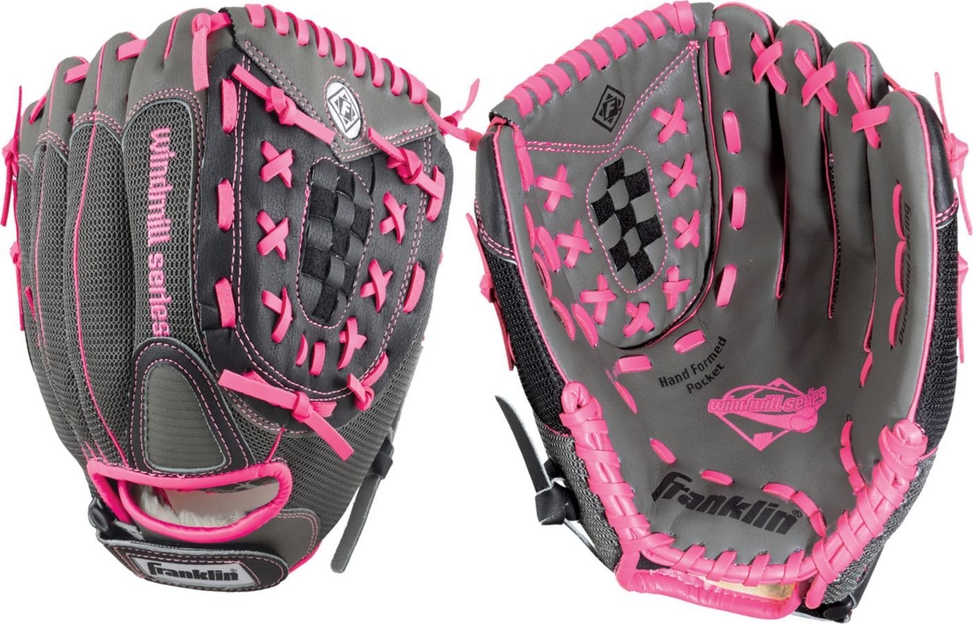 """Franklin 12"""" Youth Windmill Series Fastpitch Glove"""