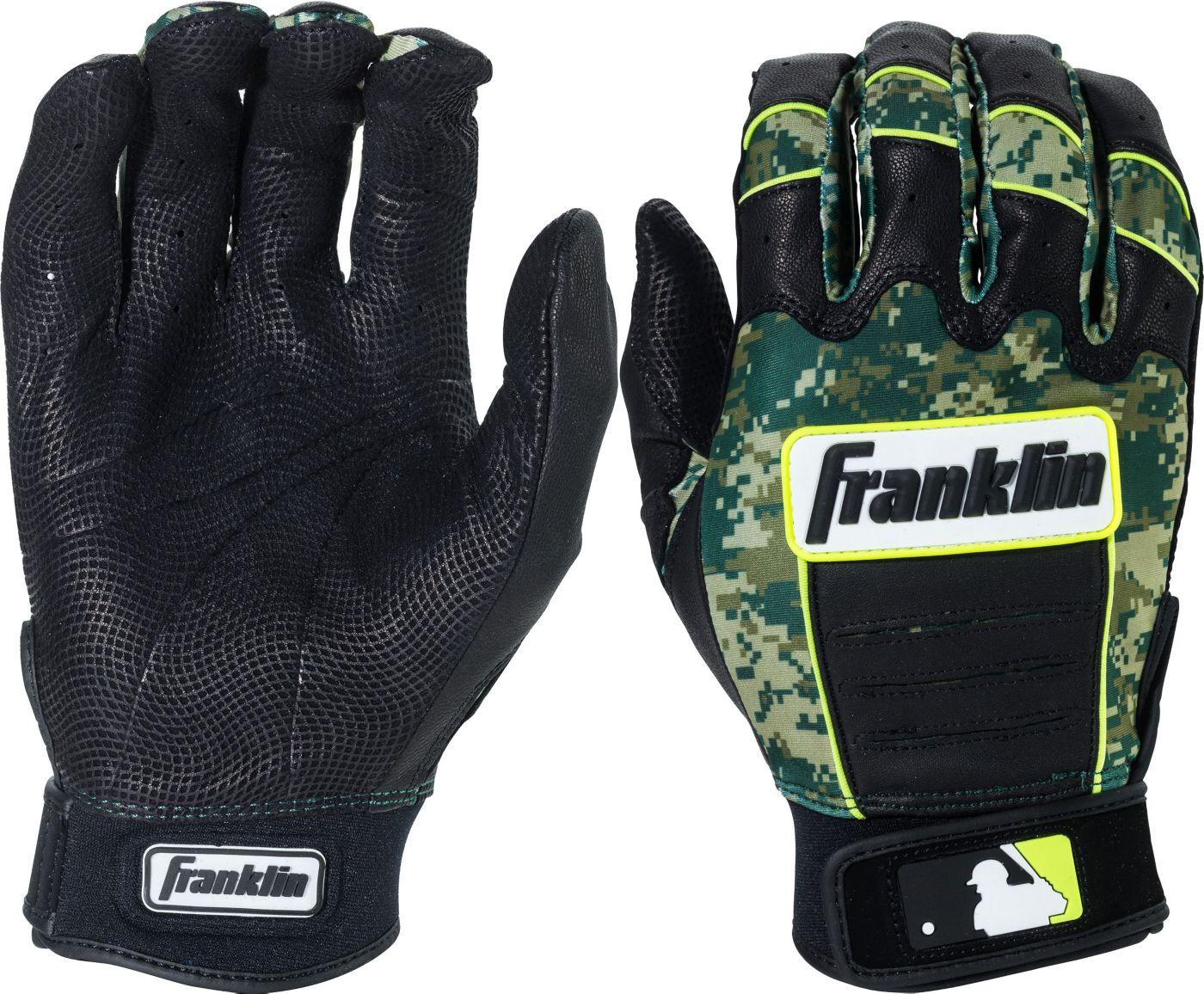 Franklin Adult CFX Pro Digi Series Batting Gloves