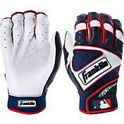 Franklin Adult Powerstrap Batting Gloves