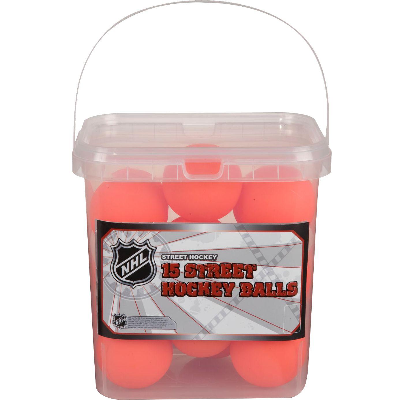 Franklin NHL High Density Balls 15 Pack