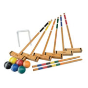 Franklin Classic Series 6 Player Croquet Set