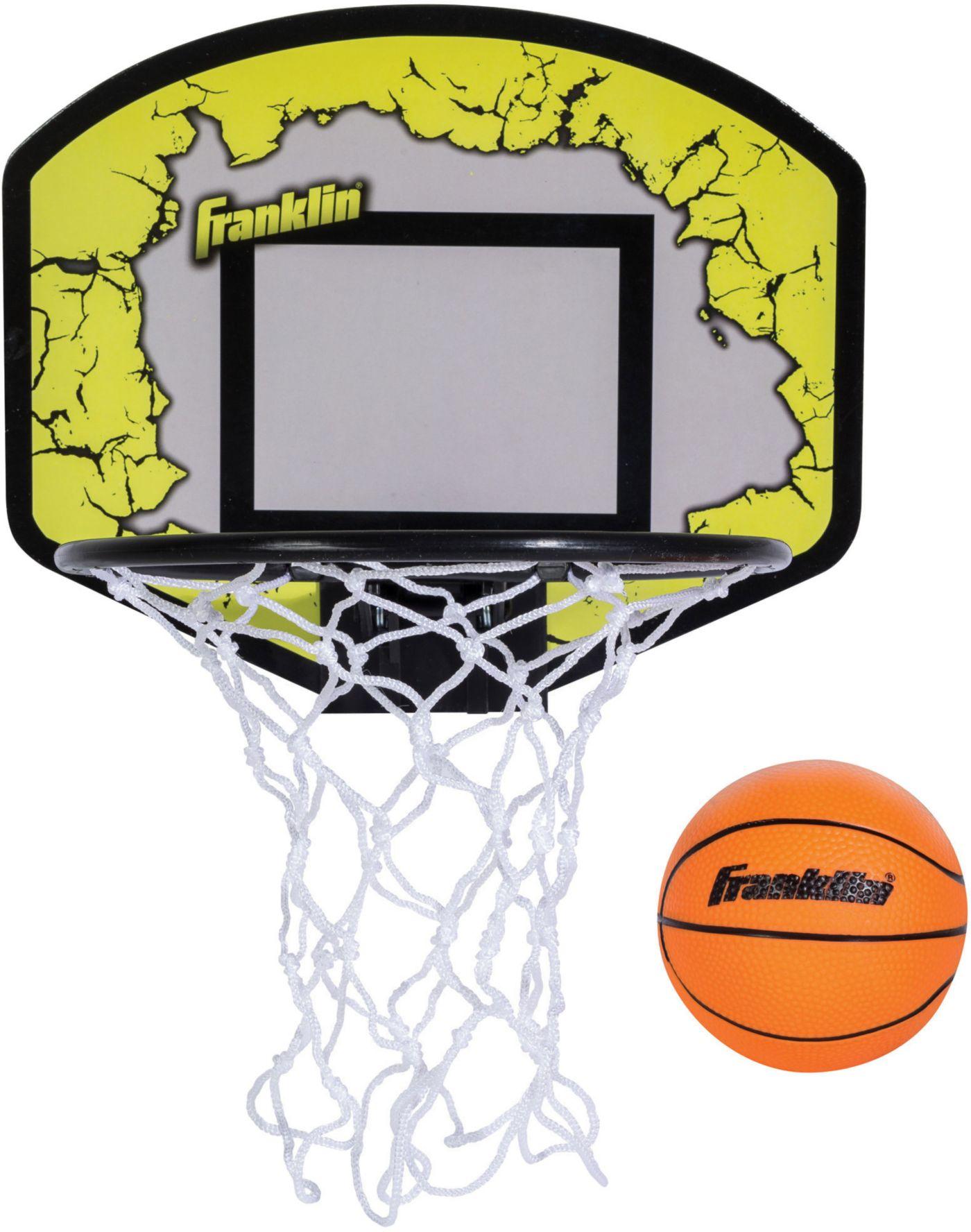 Franklin Go-Pro Basketball Hoop Set