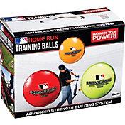 Franklin MLB 3-Ball Home Run Training Baseballs