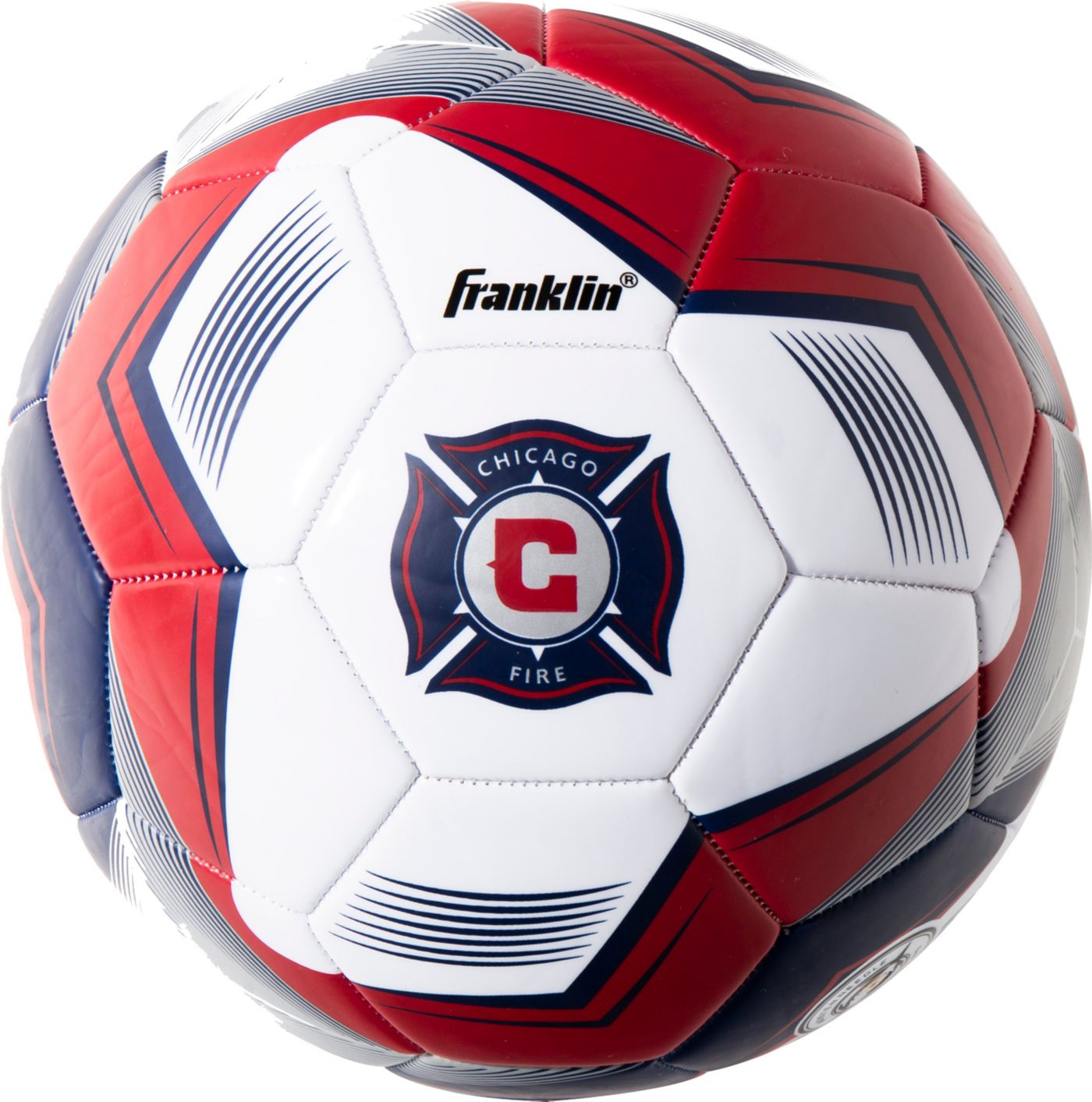 Franklin Chicago Fire Size 1 Soccer Ball