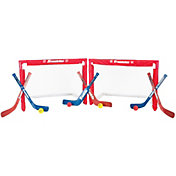 Franklin NHL Mini Hockey Insta-Set Goals