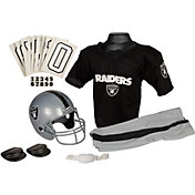 Franklin Oakland Raiders Kids' Deluxe Uniform Set