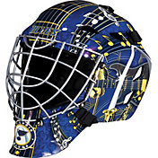 Franklin St. Louis Blues Mini Goalie Helmet