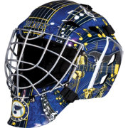 Franklin St. Louis Blues Mini Goalie Mask