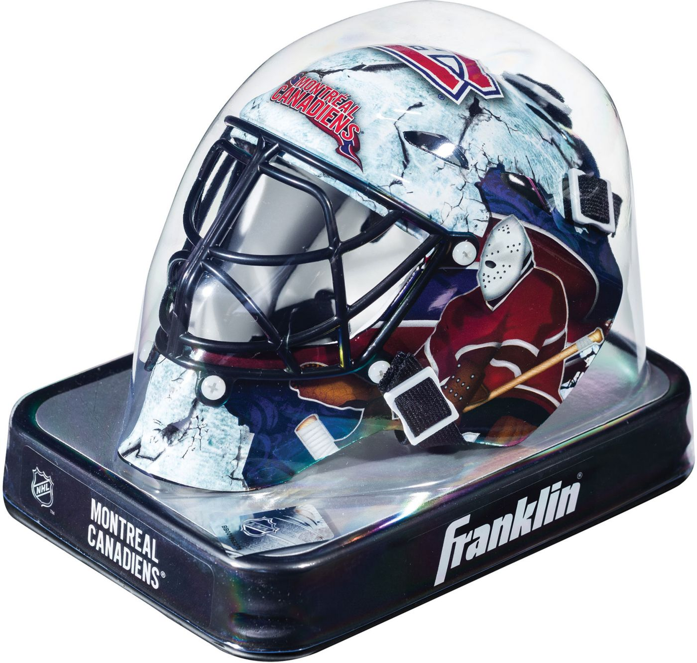 Franklin Montreal Canadiens Mini Goalie Mask