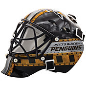 Franklin Pittsburgh Penguins Mini Goalie Helmet