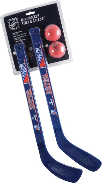 outlet store 306ae 60948 Franklin New York Rangers Mini Stick Set