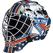 Franklin New York Rangers Mini Goalie Helmet