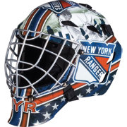 Franklin New York Rangers Mini Goalie Mask
