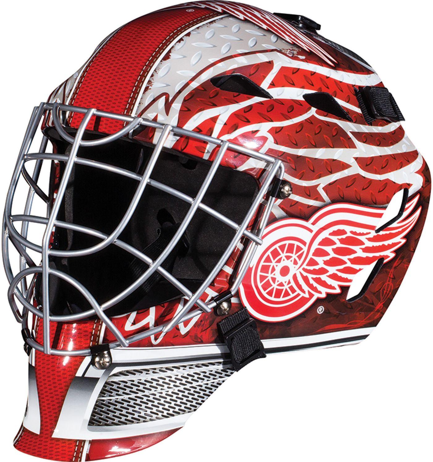 Franklin Detroit Red Wings Mini Goalie Mask