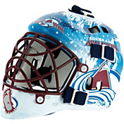 Franklin Colorado Avalanche Mini Goalie Helmet