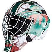 Franklin Minnesota Wild Mini Goalie Helmet
