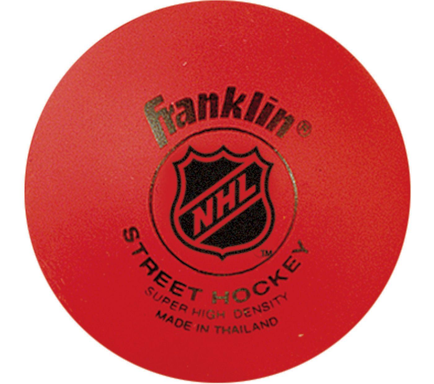 Franklin Super High Density Warm Weather Street Hockey Ball