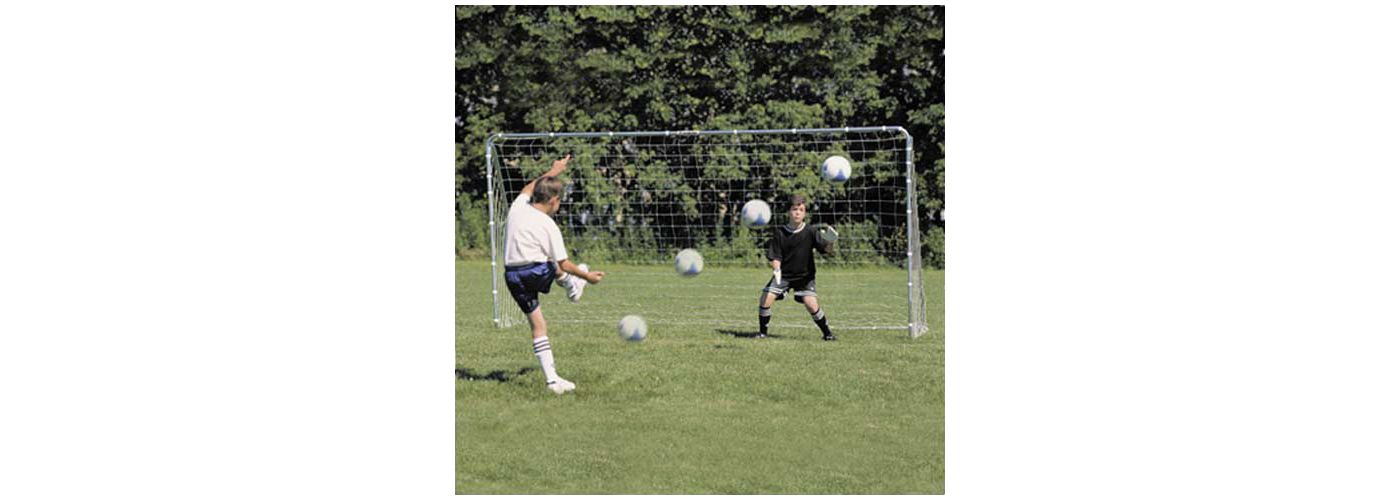 Franklin 12' x 6' Competition Steel Soccer Goal