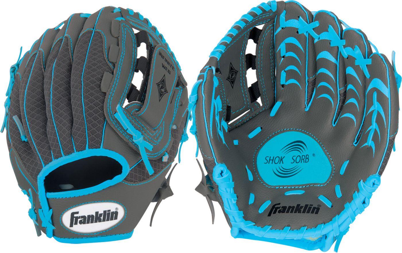 "Franklin 10.5"" T-Ball Shok-Sorb Infinite Series Glove"