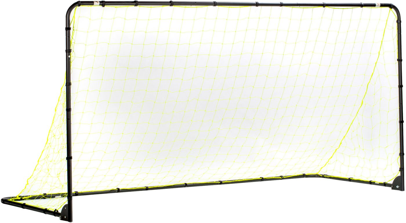 Franklin 10' x 5' Powder-Coated Steel Folding Soccer Goal