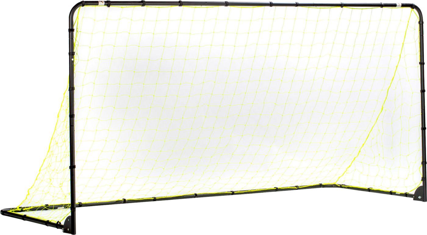 Franklin 12' x 6' Powder-Coated Steel Folding Soccer Goal