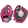 "Franklin 9.5"" Girls' T-Ball RTP Series Glove w/ Ball"